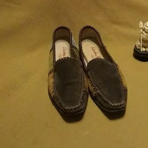 Ferragama loafers